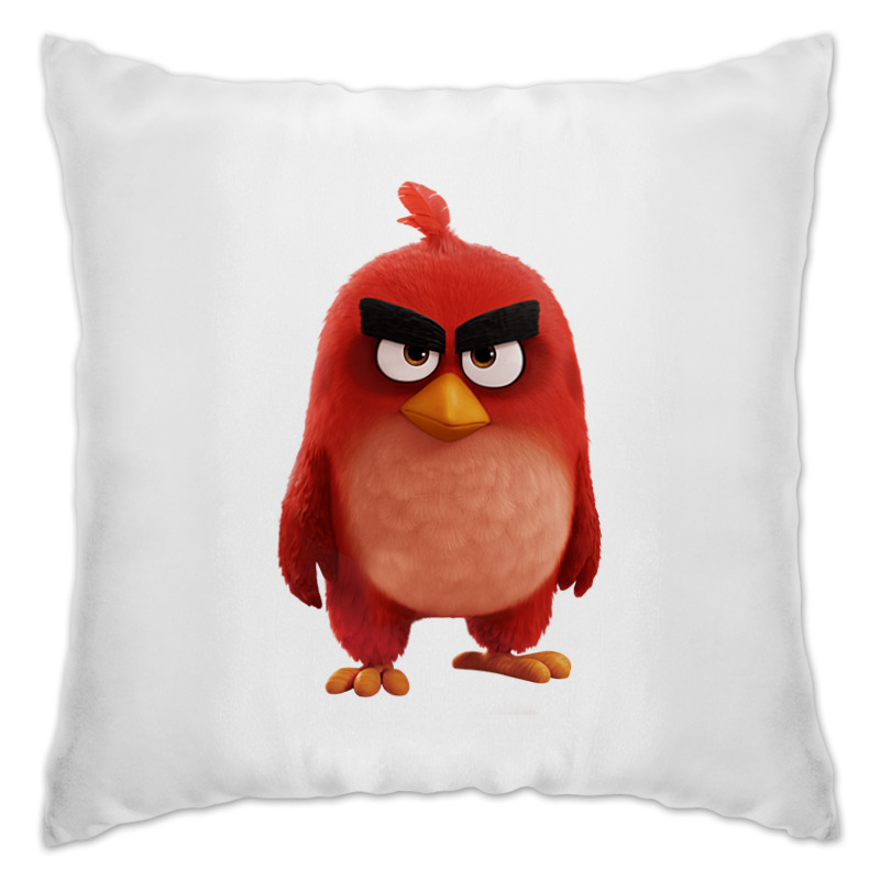 Подушка Printio Angry birds navigator angry birds синий 14 дюймов