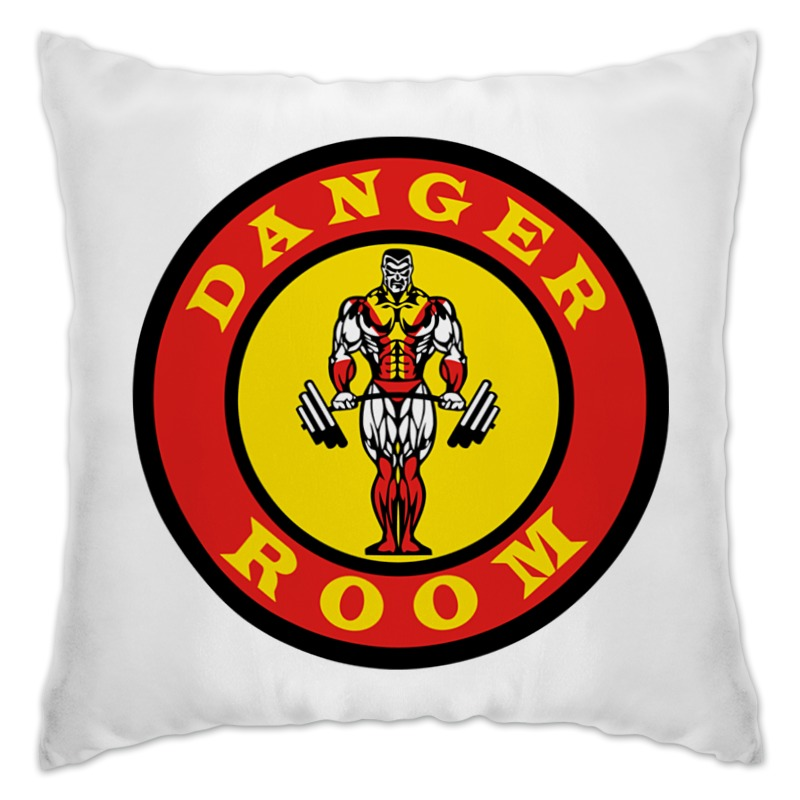Подушка Printio Danger room