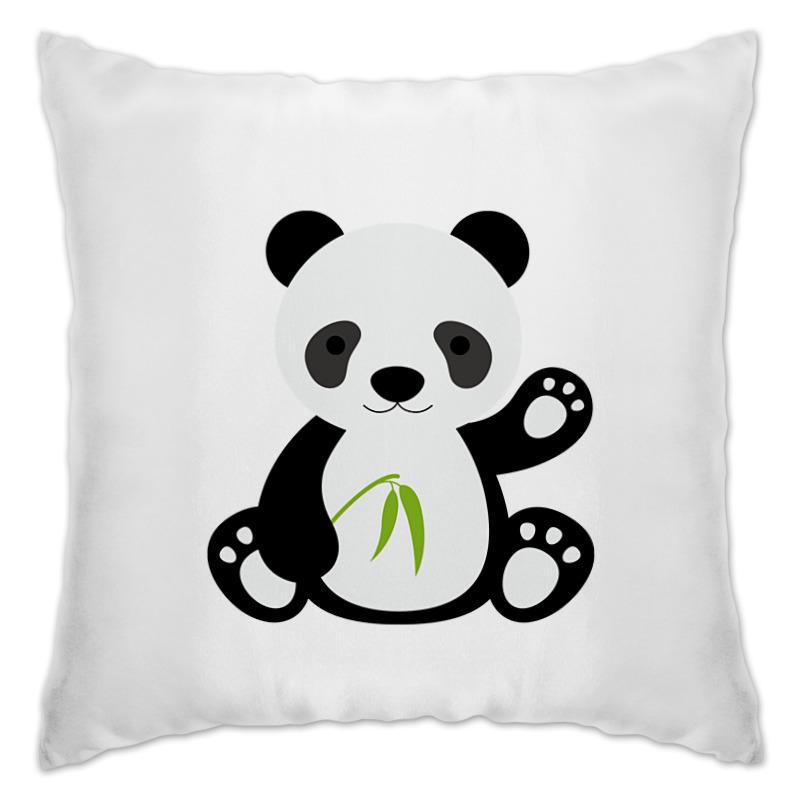 Подушка Printio Панда свитшот print bar панда гангста
