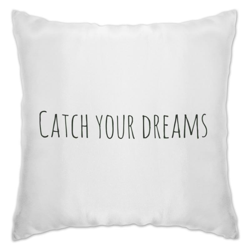 Подушка Printio Catch your dreams жакет catch catch ca051ewgkq95