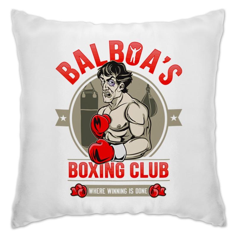 все цены на Подушка Printio Balboa's boxing club