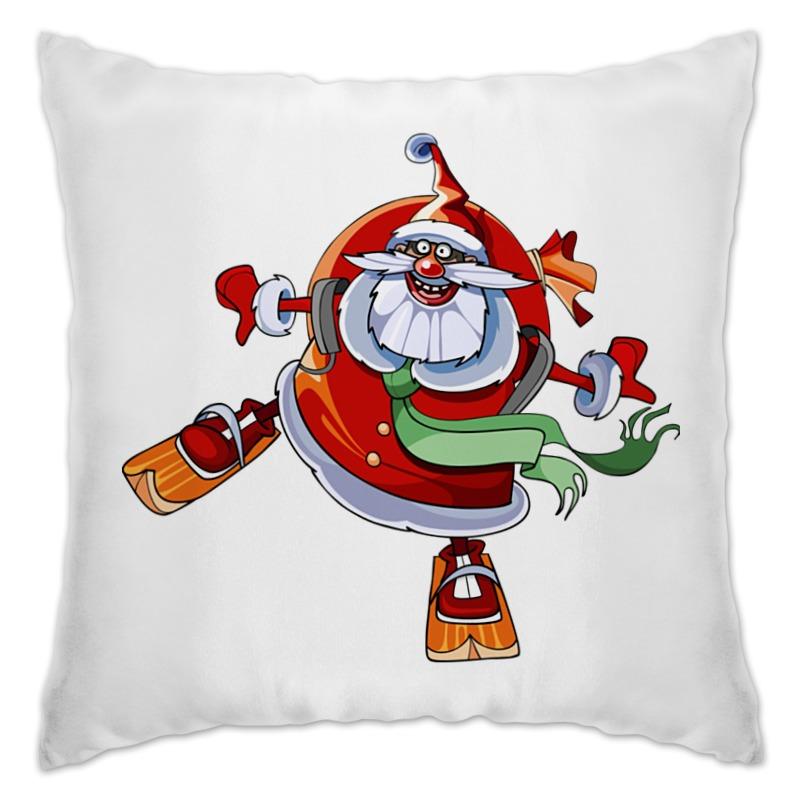 Подушка Printio Санта клаус сумка printio санта клаус