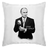 "Подушка ""One and Only by KKaravaev"" - putin, путин, one, only, kkaravaev"