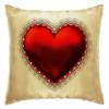 """Подушка """"Валентинка"""" - сюрприз, что подарить, на день святого валентина"""