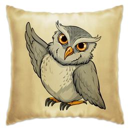 """Подушка """"Совушка"""" - сова, совушка, owl, совенок"""