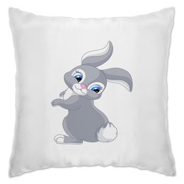 """Подушка """"Зайчик"""" - животные, заяц, мульт, кролик, зайчик"""