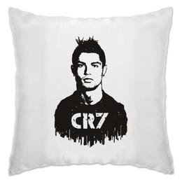 "Подушка ""Ronaldo 7"" - футбол, реал мадрид, чемпион, криштиану роналду"