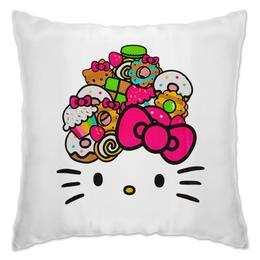"Подушка ""Hello Kitty"" - хелло китти"