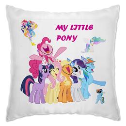 """Подушка """"My little pony"""" - прикольные"""