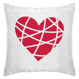 "Подушка ""сердце"" - сердце, heart, love"