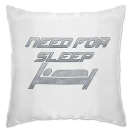 """Подушка """"Need For Sleep"""" - need for speed, nfs"""