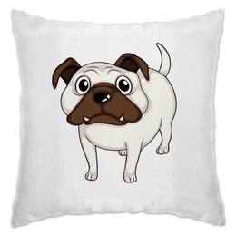 "Подушка ""Собака"" - собака, животные, пес, щенок, год собаки"