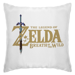 "Подушка ""The Legend Of Zelda: Link Pillow"" - линк, link, зельда, zelda, the legend of zelda"