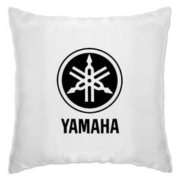 """Подушка """"YAMAHA"""" - авто, машина, мото, yamaha, ямаха"""
