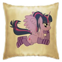 """Подушка """"Подушка  Твайла"""" - mlp, my little pony"""