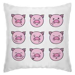 """Подушка """"Свинья"""" - год свиньи"""