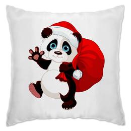 """Подушка """"Панда"""" - праздник, новый год, животные, панда, подарки"""