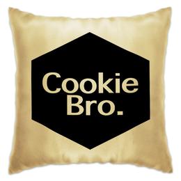 """Подушка """"Cookie Bro."""" - cookie bro"""