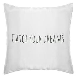 """Подушка """"Catch your dreams"""" - паутина"""