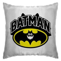 "Подушка ""Бэтмен (Batman)"" - batman, бэтмен"