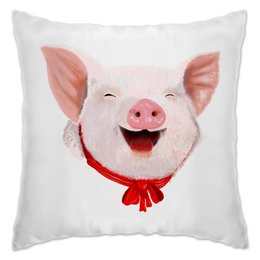 """Подушка """"Поросенок"""" - новый год, символ, животное, свинья, поросенок"""