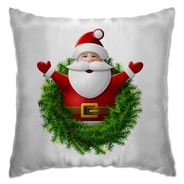 """Подушка """"Санта"""" - новый год, санта клаус"""