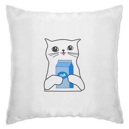 """Подушка """"Котенок"""" - кот, кошка, котенок, коты, котик"""
