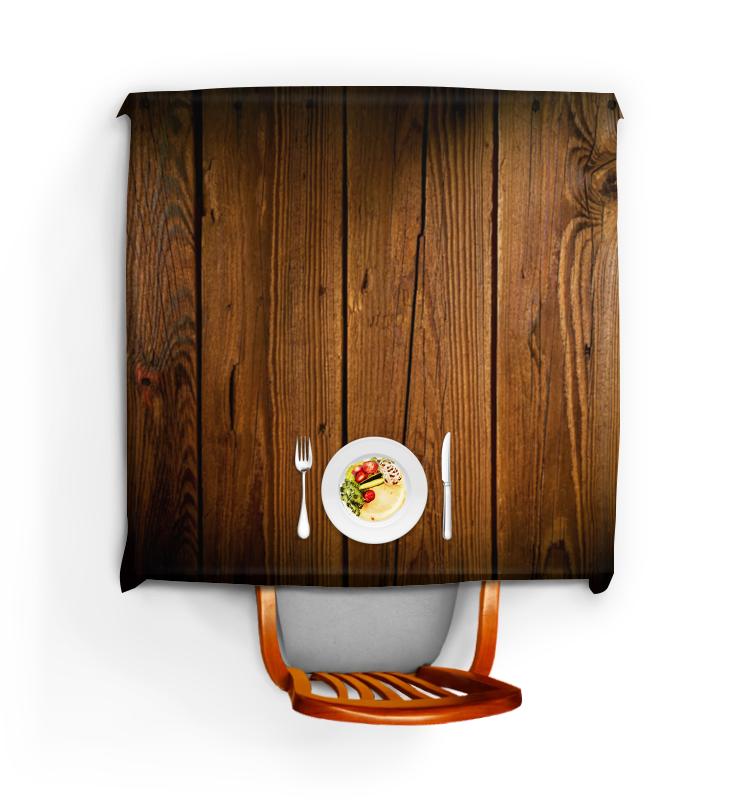 Скатерть квадратная Printio Деревянная деревянная резная фигурка terry gb030006
