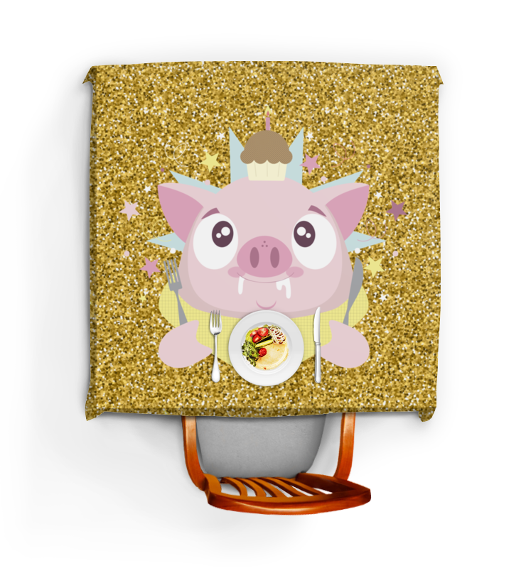 Printio Свинья очень жирная свинья
