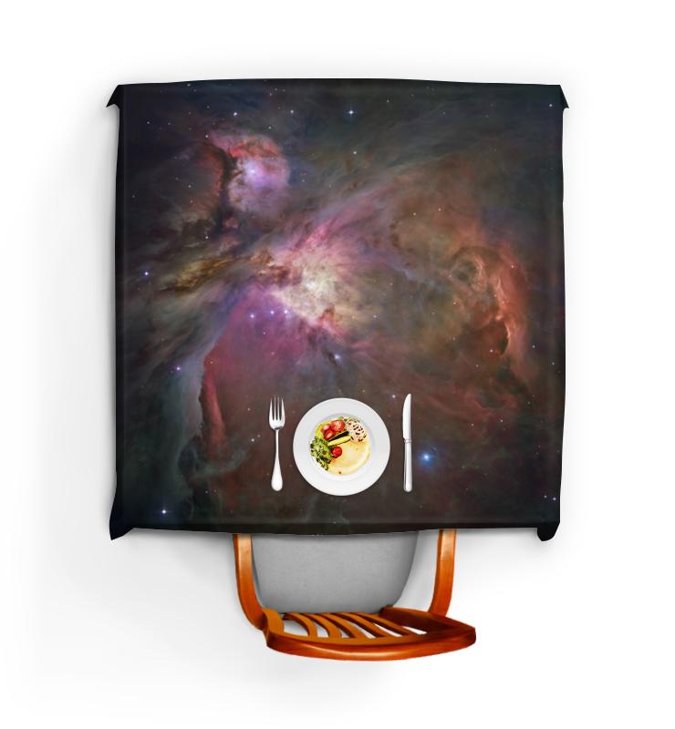 Скатерть квадратная Printio Туманность елена бабинцева туманность андромеды часть 1
