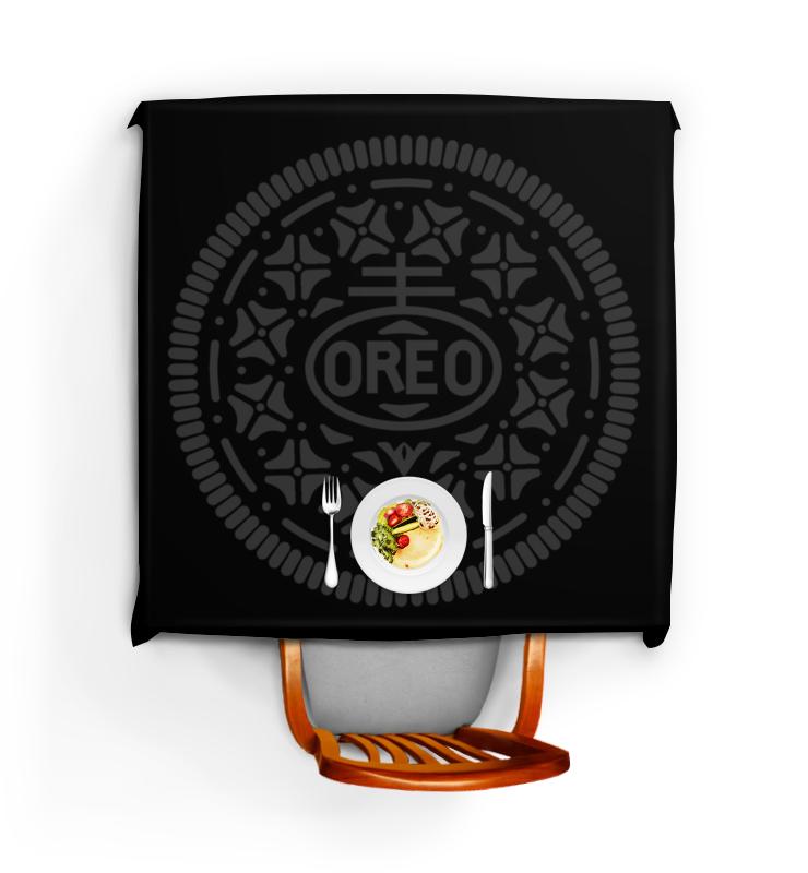 Скатерть квадратная Printio Печенье орео / oreo cookies