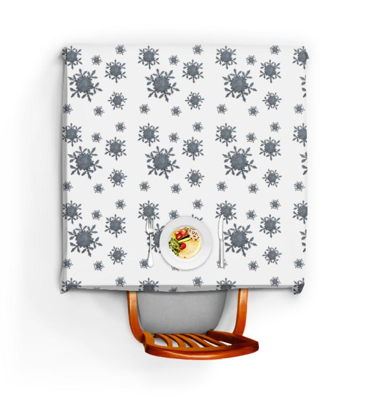 Скатерть квадратная Printio Зимняя сказка зимняя резина на оку в москве