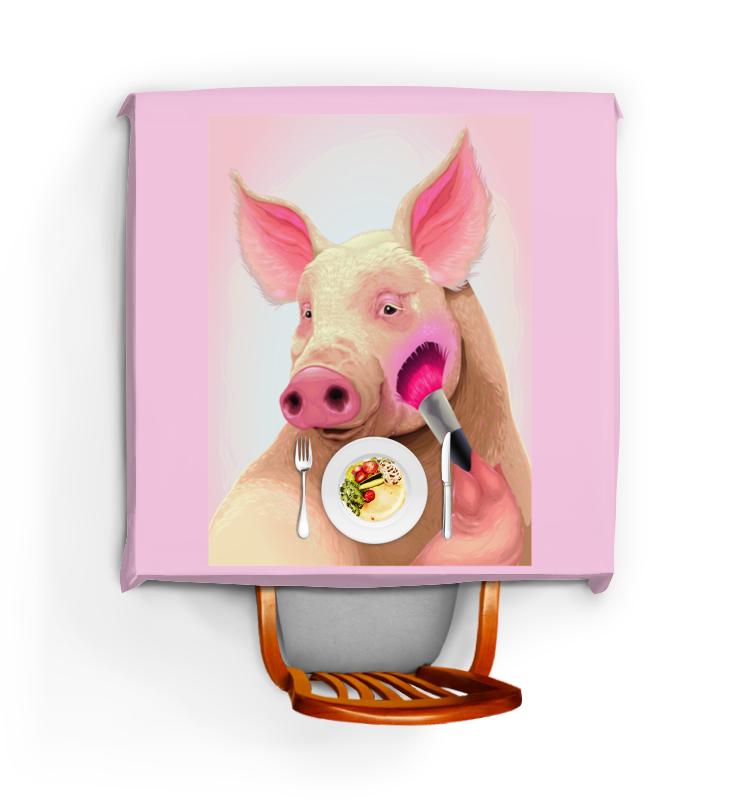 Фото - Printio Стильная свинья скатерть квадратная printio свинья