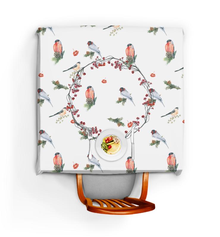Скатерть квадратная Printio Новогодний сюрприз сюрприз радиоуправляемый невидимый замок