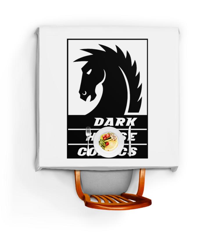 Скатерть квадратная Printio Dark horse comics children horse rocking horse wood rocking horse toy baby rocking chair dual purpose baby gift
