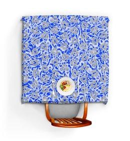 """Скатерть квадратная """"Скатерть самобранка"""" - узор, орнамент, славяне, кельты, викинги"""
