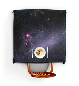 """Скатерть квадратная """"Вселенная"""" - звезды, космос, вселенная, галактика"""