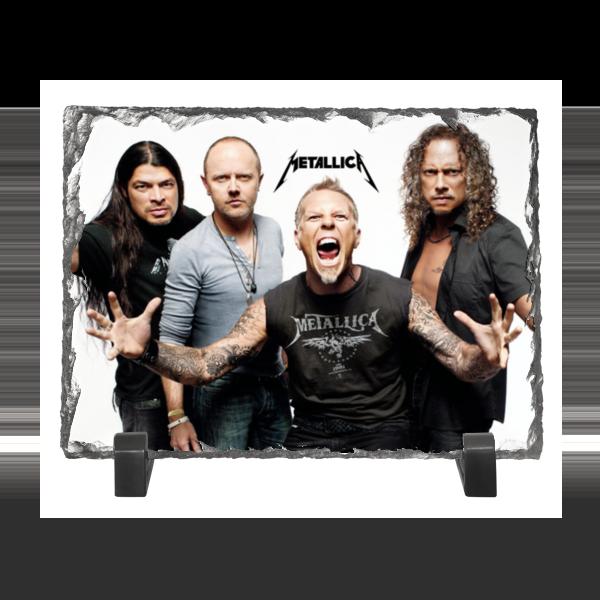 Каменная рамка Printio Metallica metallica metallica garage inc 3 lp