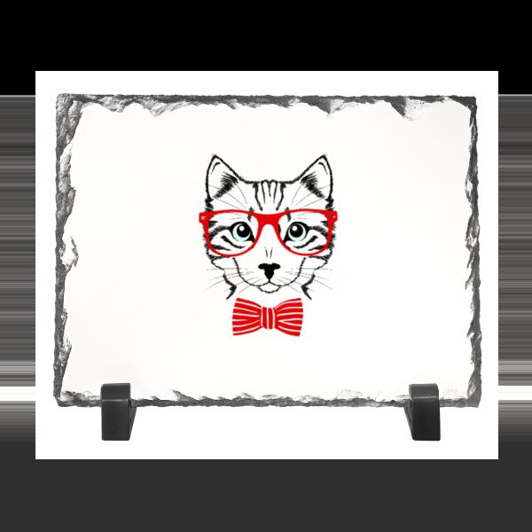 Каменная рамка Printio Кошка андрей дашков домашнее животное