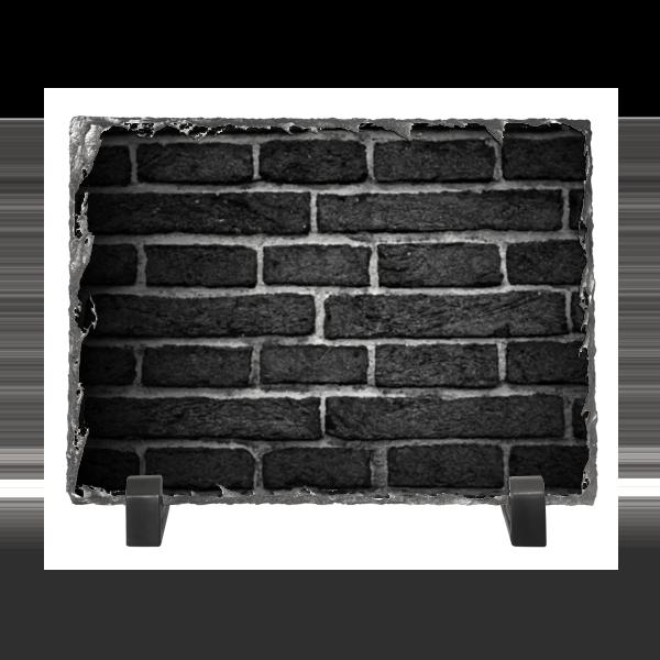 Каменная рамка Printio Кирпичная каменная рамка printio розочка