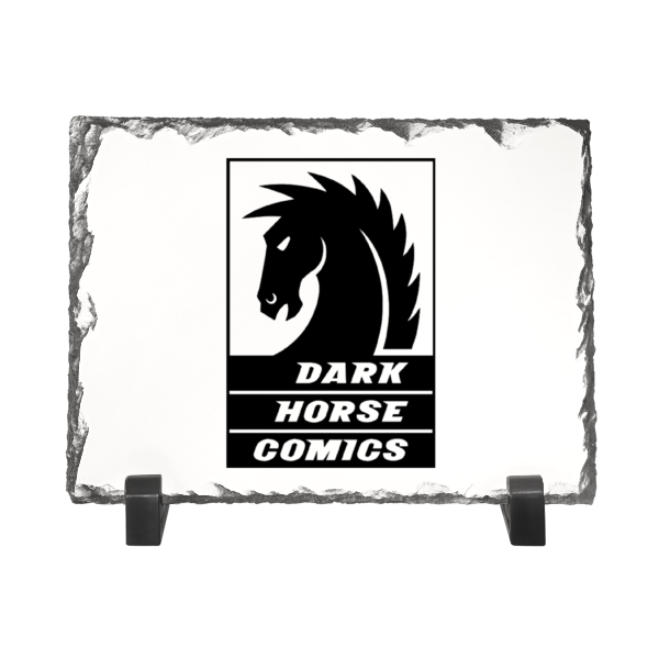 Каменная рамка Printio Dark horse comics happy toy hot sale life size horse toy mechanical horse toys walking horse toy