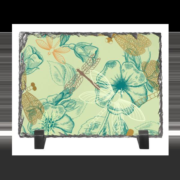 Каменная рамка Printio Флора и фауна цветы гранд флора gf k09