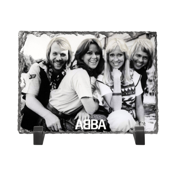 Каменная рамка Printio Abba (абба) abba gold the concert show wuppertal