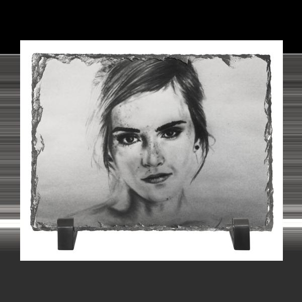 Каменная рамка Printio Emma watson dress emma monti платья и сарафаны приталенные