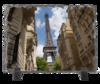 """Каменная рамка """"Париж"""" - paris"""