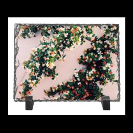 """Каменная рамка """"Spring flowers"""" - цветы, весна, сочи, sochi, spring"""
