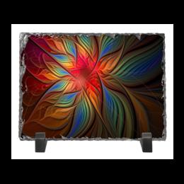 """Каменная рамка """"Каменный Цветок"""" - цветы, цветок, краски"""