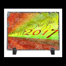 """Каменная рамка """"Happy New Year """" - happy new year, новый год, new year, 2017, new year 2017"""