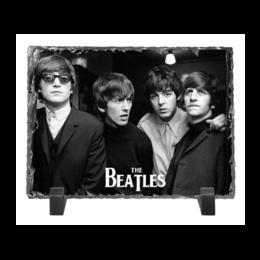 """Каменная рамка """"Beatles"""" - beatles"""