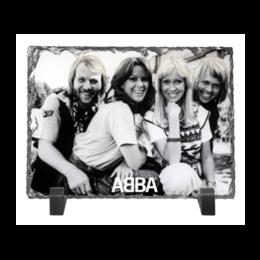 """Каменная рамка """"ABBA (АББА)"""" - abba, абба"""